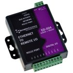 Brainboxes ED-004 Ethernet to 4 Digital IO and RS232 Serial Port