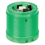 Delta Design DIS7212 LED Light Module Stacker Green 70mm AC85-275V