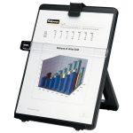 Fellowes 21106 Copyholder Workstation Black