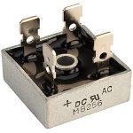 DC Components KBPC2506 25A 600V Bridge Rectifier (MB256)