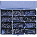 Affix Spring Assortment DIN 1700 In Steel Case – 400 Piece