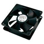 LogiLink FAN101 PC Case Cooler Fan 80x80x25mm – Black
