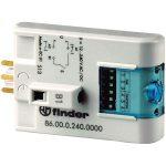 Finder 86.00.0.240 12 Industrial Timer Module 240V DC/AC
