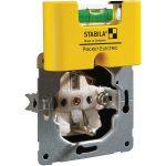 Stabila 17775 Pocket Electric Mini Spirit Level 7cm