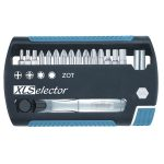 Wiha 7948043 36951 XLSelector Torsion Mixed With 1/4″ Bit Ratchet …