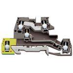 Wieland 56.404.9455.0 selos Tier DIN Block WKI 4 N-D-SL /V0 26A Grey
