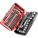 Facom R2NANO 1/4″ Drive Metric Socket Set 38 Piece