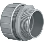 HellermannTyton 166-40701 PSR12-S-M16 PSR-S Straight fitting 10mm