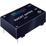 Recom 20000812 RAC02-24SC Power Supply Module 24VDC