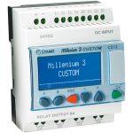 Crouzet 88974041 Millenium 3 CD12 R Logic Controller 24VDC Non Exp…