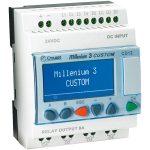 Crouzet 88974042 Millenium 3 CD12 S Logic Controller 24VDC Non Exp…