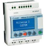 Crouzet 88974141 Millenium 3 XB10 R Logic Controller 24VDC Expandable