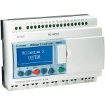 Crouzet 88974161 Millenium 3 XD26 R Logic Controller 24VDC Expandable