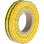 HellermannTyton 710-00117 HelaTape Flex 15 – PVC Tape Green/Yellow…