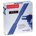 HellermannTyton 308-30150 HIS-1.5/0.5-PEX-BK H Heat Shrink 3:1 Bla…