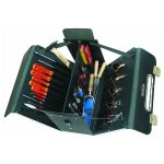 "Bernstein 5600 Electrician's Case ""MULTI"" With 42 Tools"