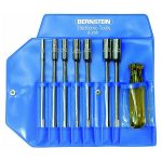Bernstein 6-210 Socket Wrench Set In A Plastic Wallet – 6 Piece