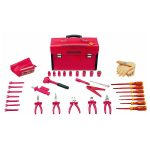 """Bernstein 8115 VDE """"SAFETY"""" Case Without Tools"""