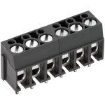 PTR 50100040121G 4-Way PCB Screw Terminal Block 5.0mm 24A