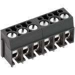 PTR 50100050121G 5-Way PCB Screw Terminal Block 5.0mm 24A