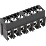 PTR 50100120121E 12-Way PCB Screw Terminal Block 5.0mm 24A