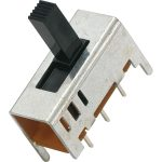 Zip Switch MS-049-22 Slide Switch 6 Pin DPDT On-On