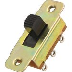 Zip Switch MS-343H Slide Switch 6 Pin DPDT On-Off