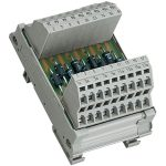 WAGO 289-105 Diode Gate Module, Rail Mountable 0.08-2.5mm2 51 x 48…