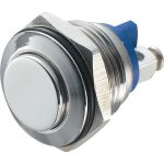 Zip Switch GQ 16H-S 16mm IP65 Vandal Resistant Switch SPST Off-On