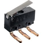 Panasonic AV462461J Super Miniature Micro Switch 30V DC 0.5A IP40 …