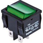TE Connectivity 1634200-1 Rocker Switch, Df 250V AC 6A