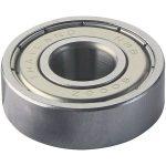 Modelcraft 607 ZZ Radial Steel Ball Bearing 19mm OD 7mm Bore 6mm Width