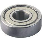 Modelcraft 608 ZZ Radial Steel Ball Bearing 22mm OD 8mm Bore 7mm Width