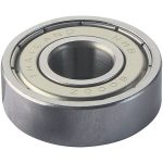 Modelcraft 6200 ZZ Radial Steel Ball Bearing 30mm OD 10mm Bore 9mm…