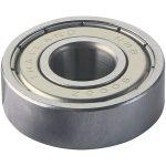 Modelcraft 61800 ZZ Radial Steel Ball Bearing 19mm OD 10mm Bore 5m…