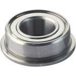 Modelcraft Radial Steel Ball Bearing with Flange 7mm OD 3mm Bore 3…