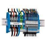 WAGO 821-104 TOBJOBS Small Distribution 26-Piece Terminal Set