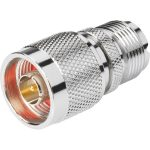 BKL 404042 N Adaptor N Plug to UN Socket