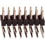 BKL 10120534 2 x 30 Pin Header 2,54mm Pitch 3A Gold Plated