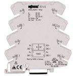 WAGO 857-412 3-Way Isolation Amplifier Input Signal 0(2)-10V Outpu…