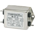 Yunpen YE05T1 Compact 250 Fasten Terminal Filter 2 x 5 mH 250V AC 5A