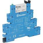 Finder 38.51.0.012.0060 Interface Relay Module 12VAC/DC 6A SPCO Sc…