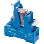Finder 59.34.9.024.0050 Relay Module 4CO 4PDT 24VDC 7A