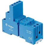 Finder 94.94.3 Relay Socket 250V 10A for 55.32 and 55.34 Series Relays