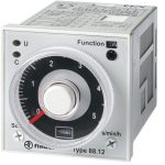 Finder 88.12.0.230.0002 Time Delay Relay DPDT-CO 8 Pin