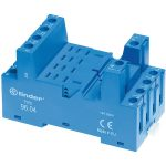 Finder 96.04 96 Series Relay Socket for Series 56.34 Relays