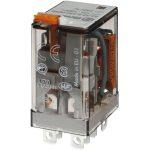 Finder 56.32.9.024.0040 Plug-in Relay DPDT-CO 24VDC 12A