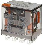 Finder 56.34.9.024.0040 Plug-in Relay 4PDT-CO 24VDC 12A