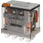 Finder 56.34.8.230.0040 Plug-in Relay 4PDT-CO 230VAC 12A