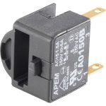 Apem A0152B 2-Pole Switch Block for Keylock Switches A018123 and A…